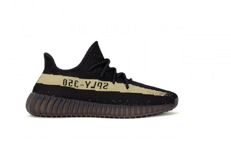 "Adidas Yeezy Boost 350 V2 ""Black/Green"" Core Black/Green/Core Black (BY9611) Online Sale"