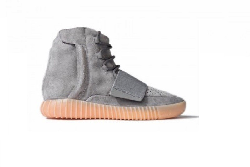"Adidas Yeezy Boost 750 ""Glow In The Dark"" Light Grey/Light Grey/Gum (BB1840) Online Sale"
